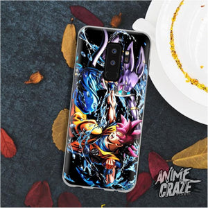 Fighting Case For Samsung S9 Plus Dragon Ball