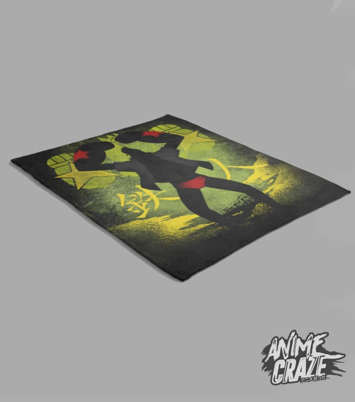Franky Fleece Blanket(Exclusive) - Anime Craze