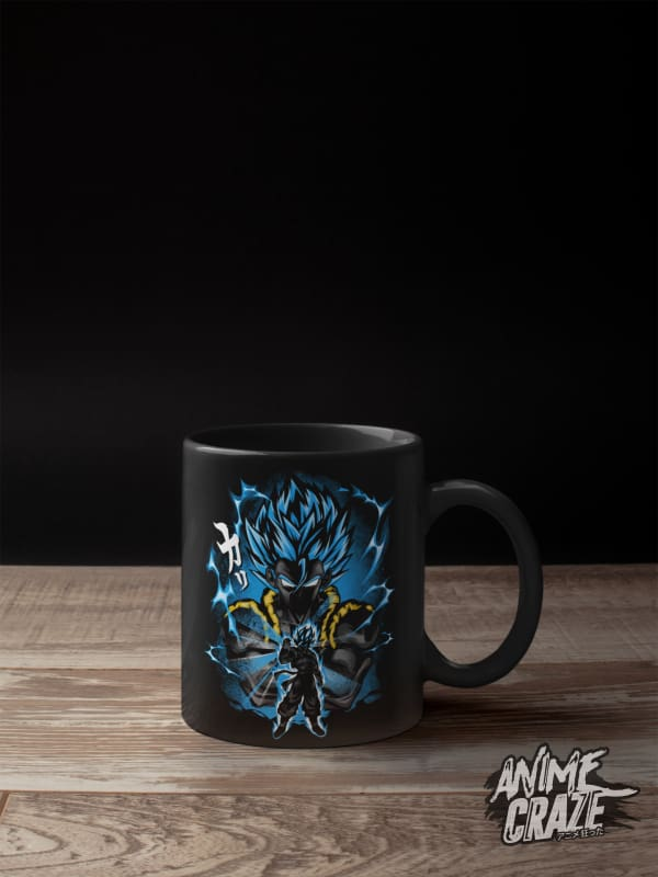 Gogeta Fusion Mug(Exclusive) - Anime Craze