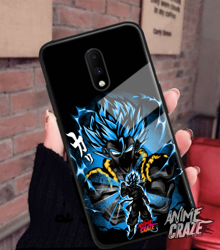 Gogeta Fusion OnePlus Case(Exclusive) - Anime Craze