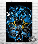Gogeta Fusion Poster(Exclusive) - Anime Craze