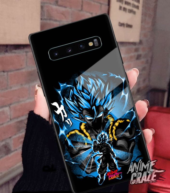 Gogeta Fusion Samsung Case(Exclusive) - Anime Craze