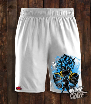 Gogeta Fusion Swimming Shorts(Exclusive) - Anime Craze