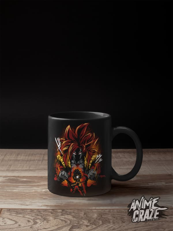 Gogeta SS4 Mug(Exclusive) - Anime Craze