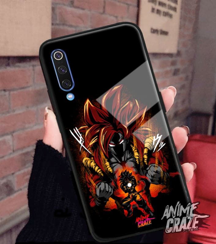 Gogeta SS4 Xiaomi Case(Exclusive) - Anime Craze