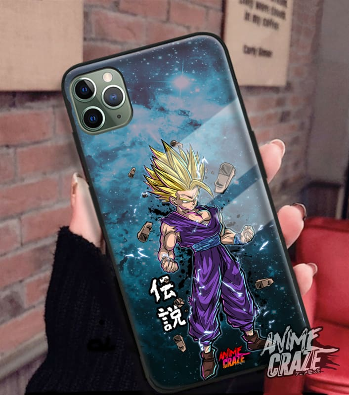 Gohan iPhone Case(Exclusive) - Anime Craze