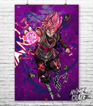 Goku Black Poster(Exclusive) - Anime Craze
