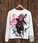 Goku Black Sweat Shirt(Exclusive) - Anime Craze