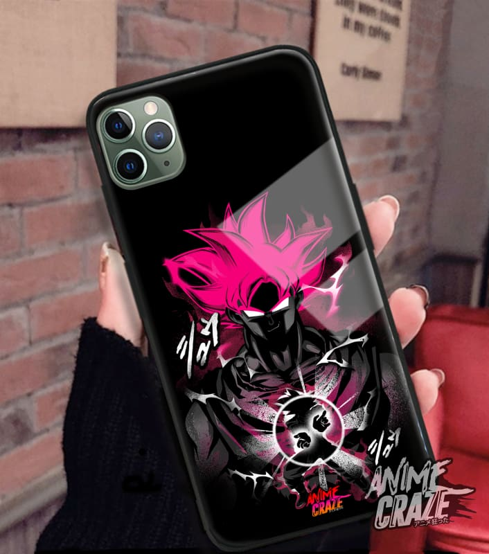 Goku God iPhone Case(Exclusive) - Anime Craze