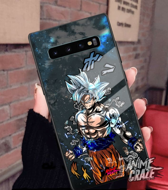 Goku Samsung Case(Exclusive) - Anime Craze