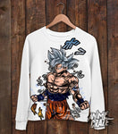 Goku Sweat Shirt(Exclusive) - Anime Craze