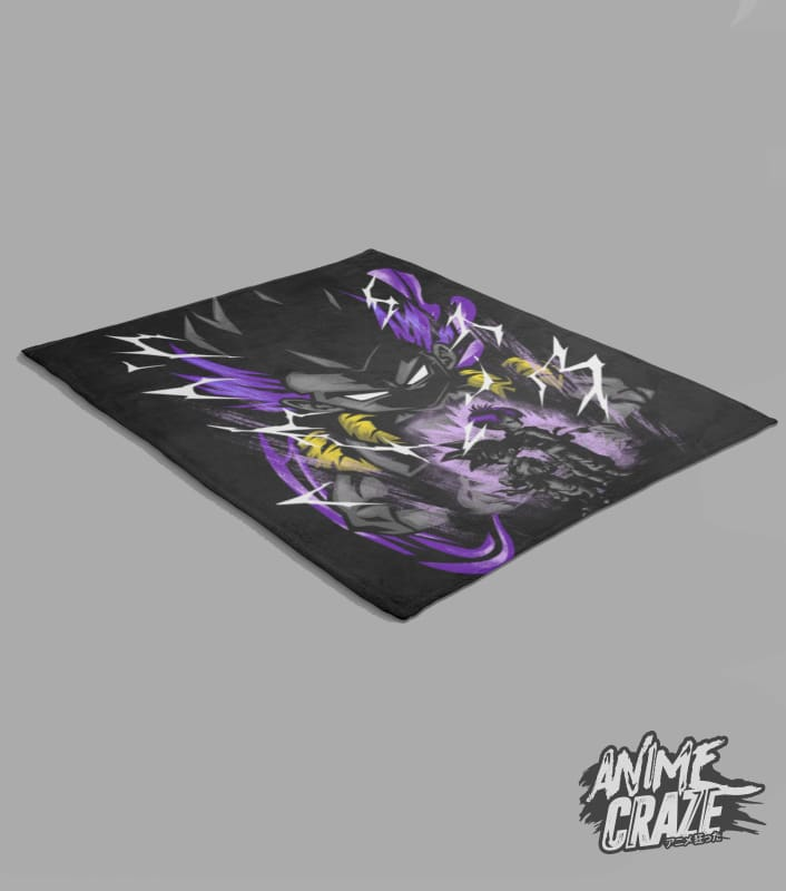 Goten Fleece Blanket(Exclusive) Dragon Ball