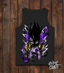 Goten Tank Top(Exclusive) Black / S Dragon Ball