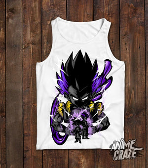 Goten Tank Top(Exclusive) White / S Dragon Ball