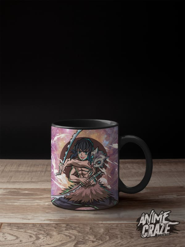 Inosuke Hashibira Mug(Exclusive) - Anime Craze