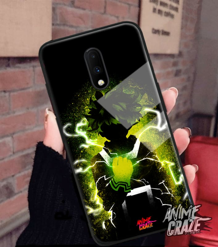 Izuku OnePlus Case(Exclusive) - Anime Craze