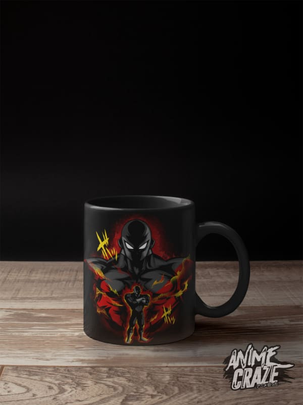 Jiren Mug(Exclusive) - Anime Craze