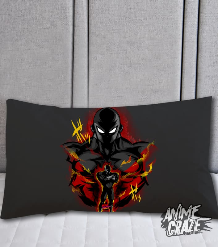 Jiren Pillow Case(Exclusive) - Anime Craze