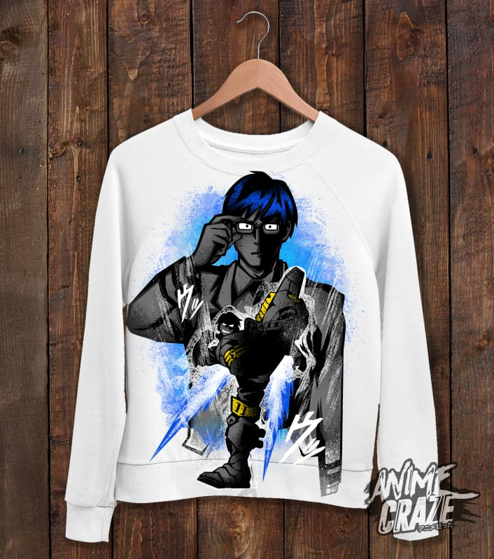 Lida Sweat Shirt(Exclusive) - Anime Craze
