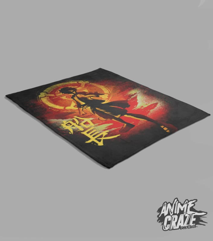 Luffy Fleece Blanket(Exclusive) - Anime Craze