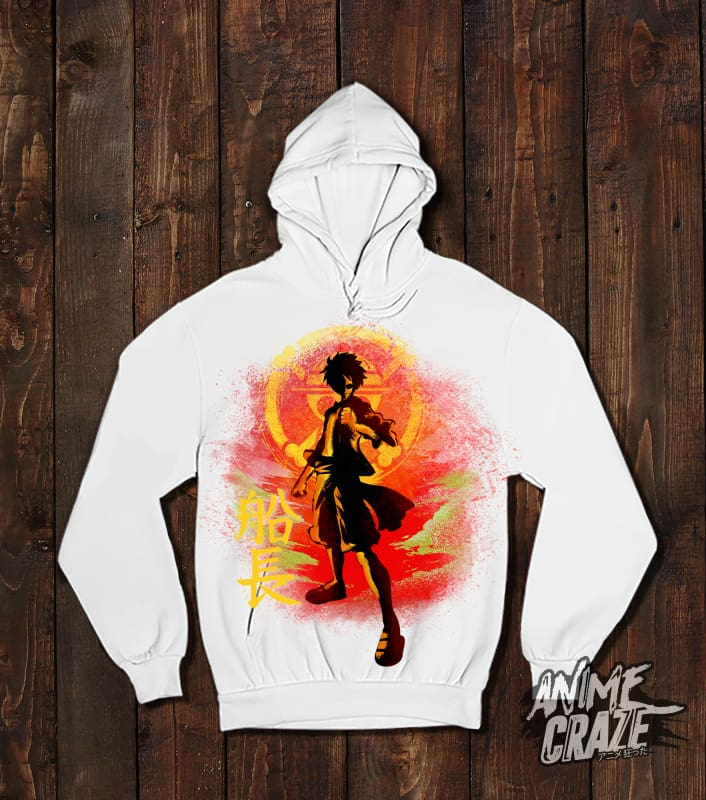 Luffy Pullover Hoodie(Exclusive) - Anime Craze