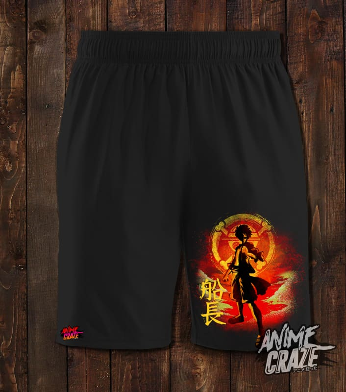 Luffy Swimming Shorts(Exclusive) - Anime Craze