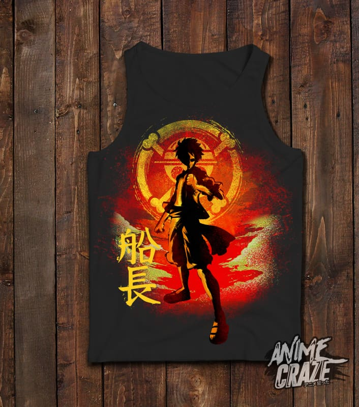 Luffy Tank Top(Exclusive) - Anime Craze