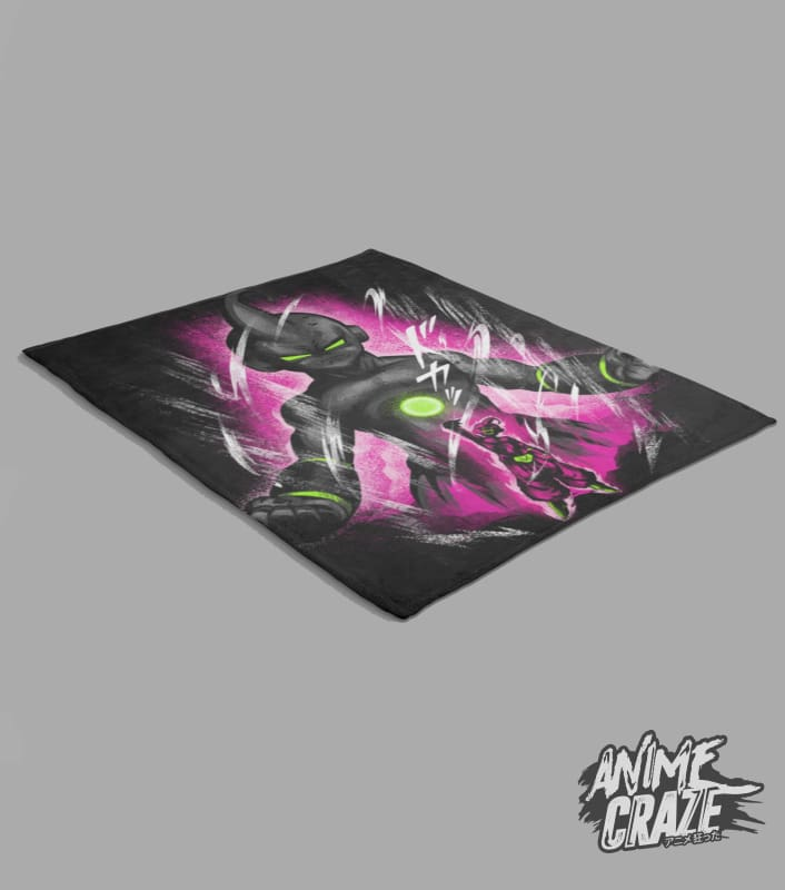 Majin Buu Fleece Blanket(Exclusive) Dragon Ball
