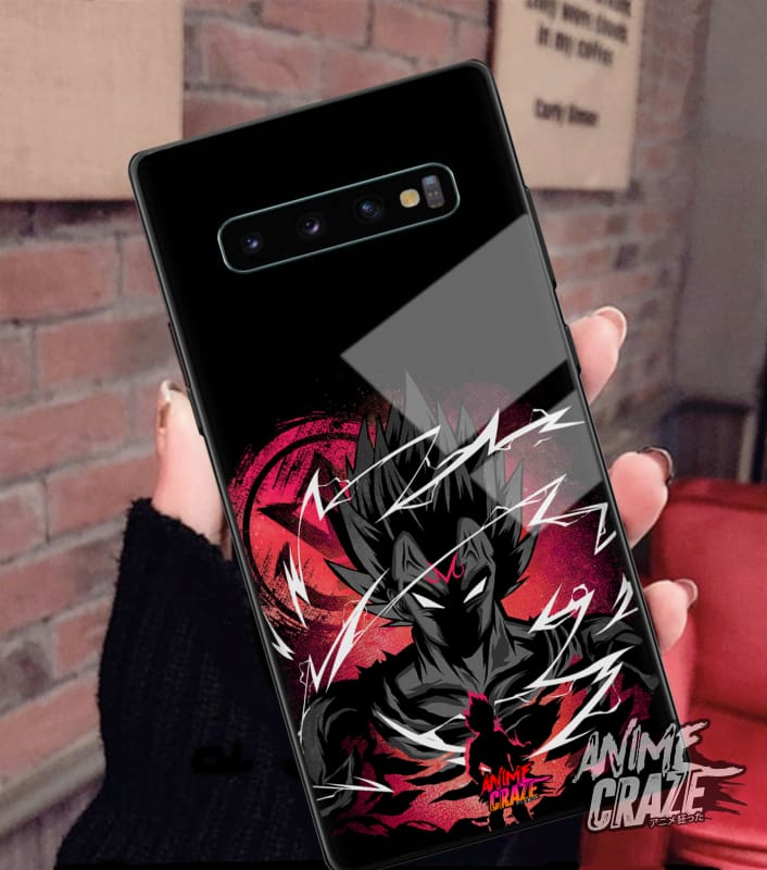 Majin Saiyan Samsung Case(Exclusive) - Anime Craze