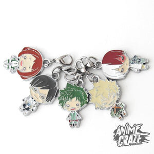 All Character Key Chain(Limited Time) - Anime Craze