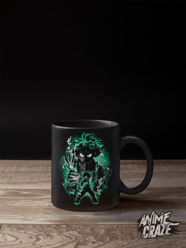 Midoriya Mug(Exclusive) - Anime Craze