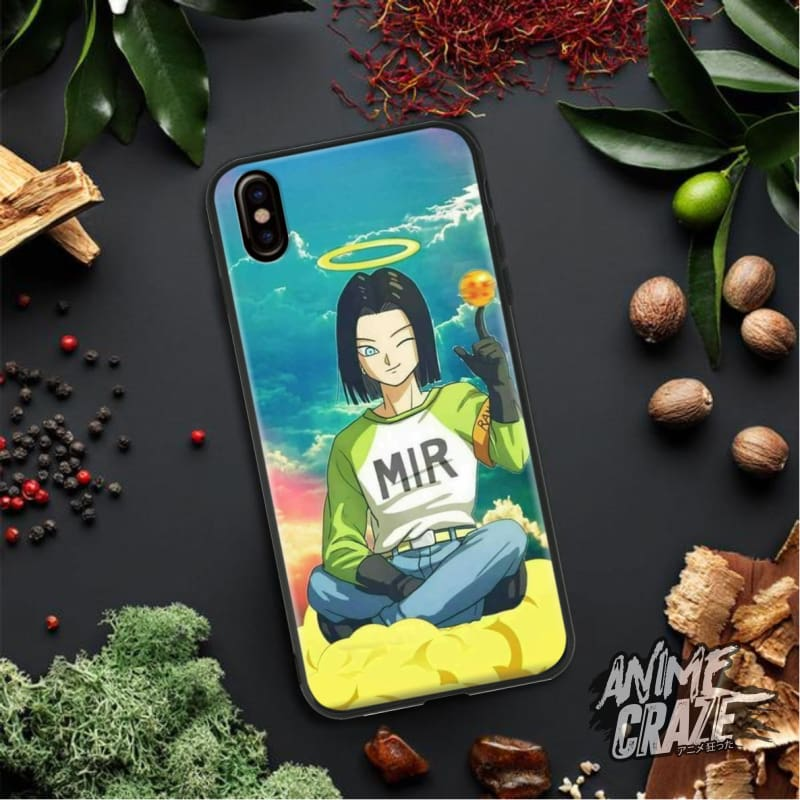 Mir Case Dragon Ball