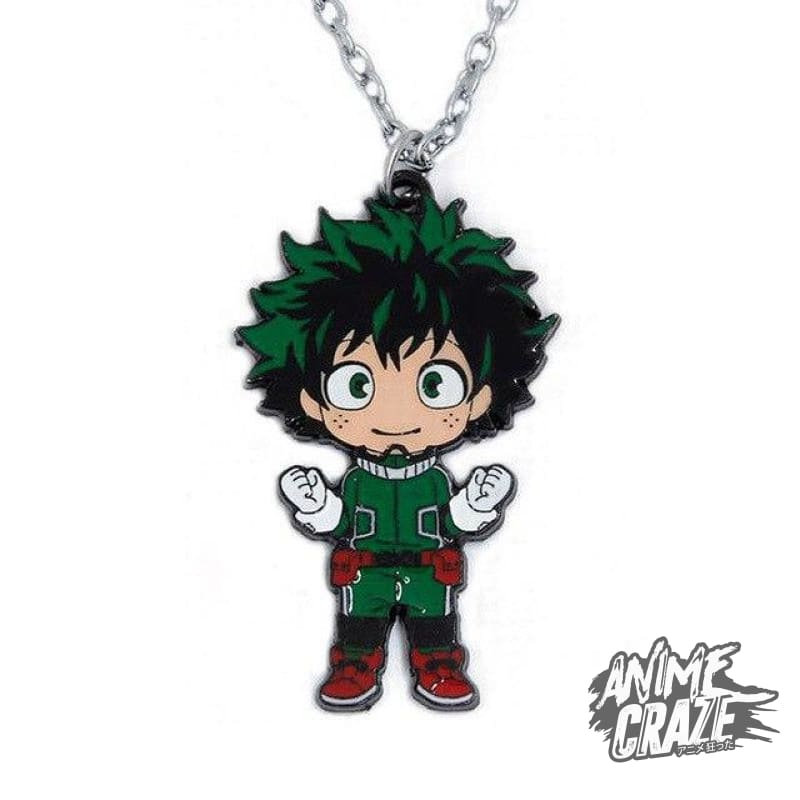 My Hero Necklaces(Limited Time) - Anime Craze
