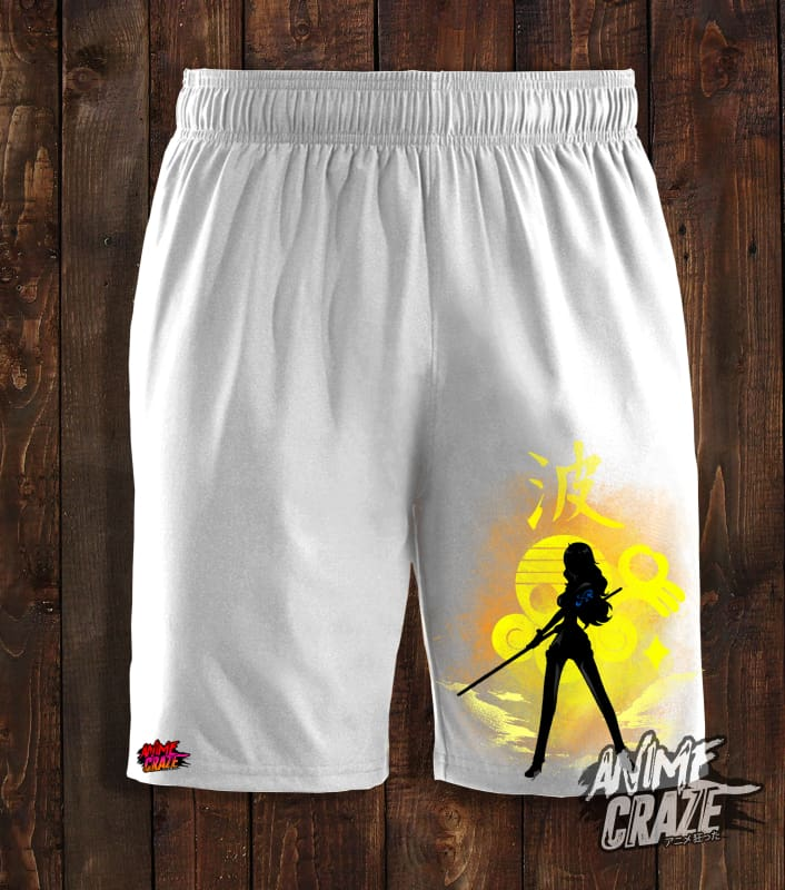 Nami Swimming Shorts(Exclusive) - Anime Craze