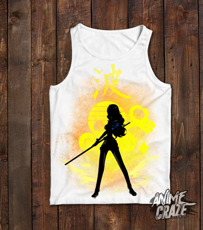 Nami Tank Top(Exclusive) - Anime Craze