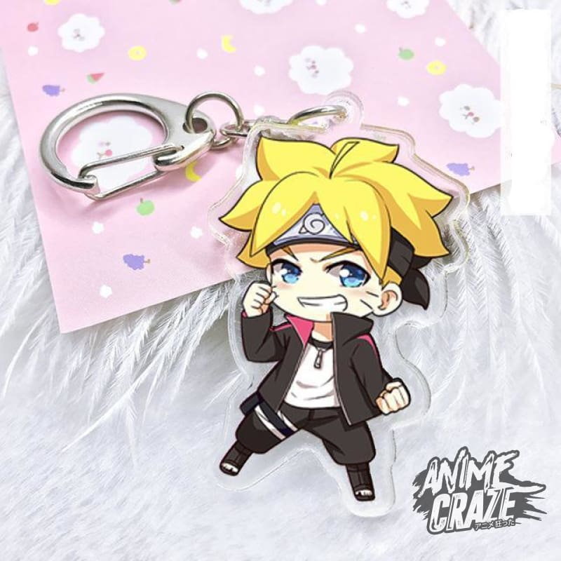 Naruto Character Keychains(Limited Time) - Anime Craze