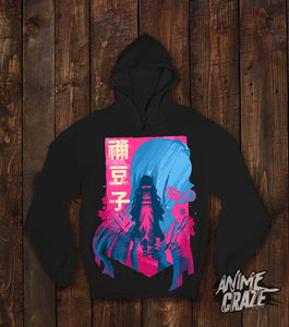 Nezuko Pullover Hoodie(Exclusive) Demon Slayer