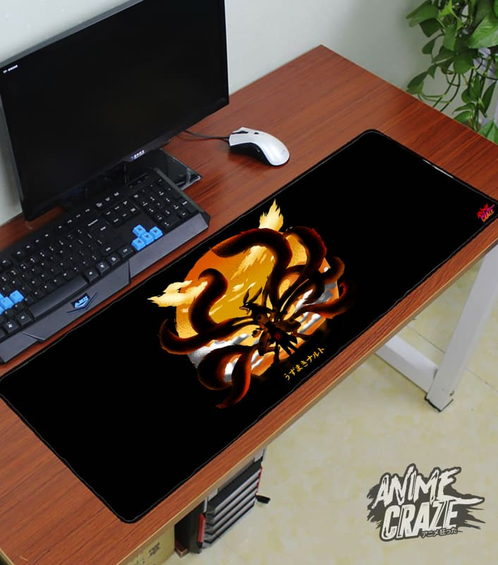 Nine Tails Mouse Pad(Exclusive) - Anime Craze