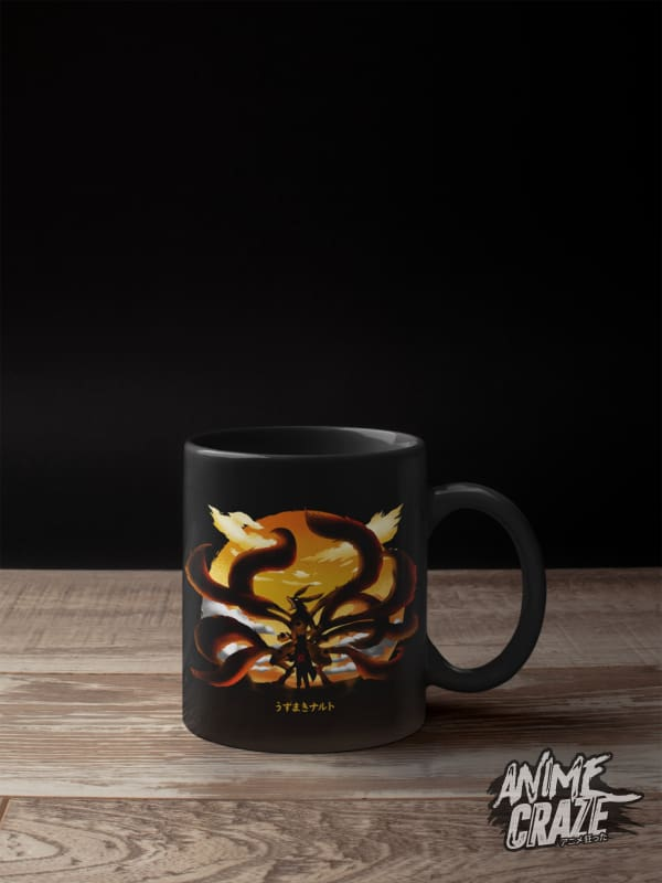 Nine Tails Mug(Exclusive) - Anime Craze