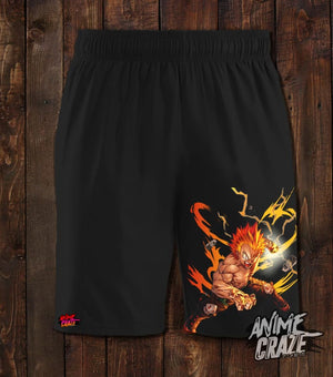 One For All Bakugo Swimming Shorts(Exclusive) - Anime Craze