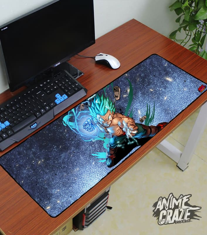 One For All Midoriya Mouse Pad(Exclusive) - Anime Craze