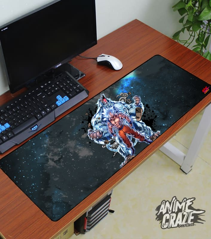 Oozaru & Goku Mouse Pad(Exclusive) - Anime Craze
