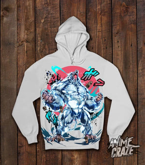 Oozaru Pullover Hoodie(Exclusive) - Anime Craze