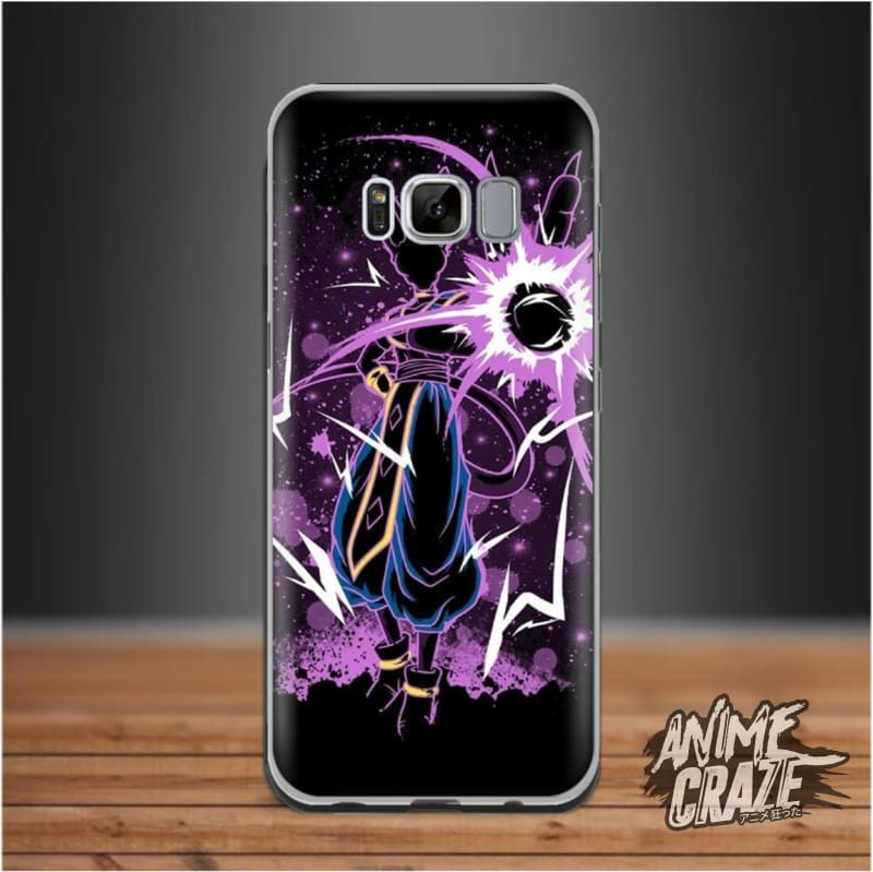 Purple Splash Case Dragon Ball