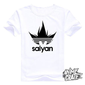 Saiyan T-shirt(Exclusive) - Anime Craze