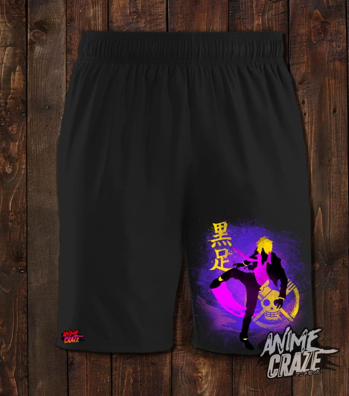 Sanji Swimming Shorts(Exclusive) - Anime Craze