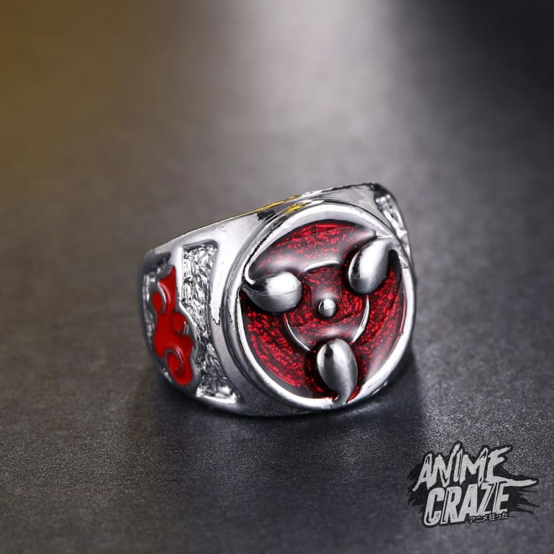 Sharingan Ring(Limited Time) - Anime Craze