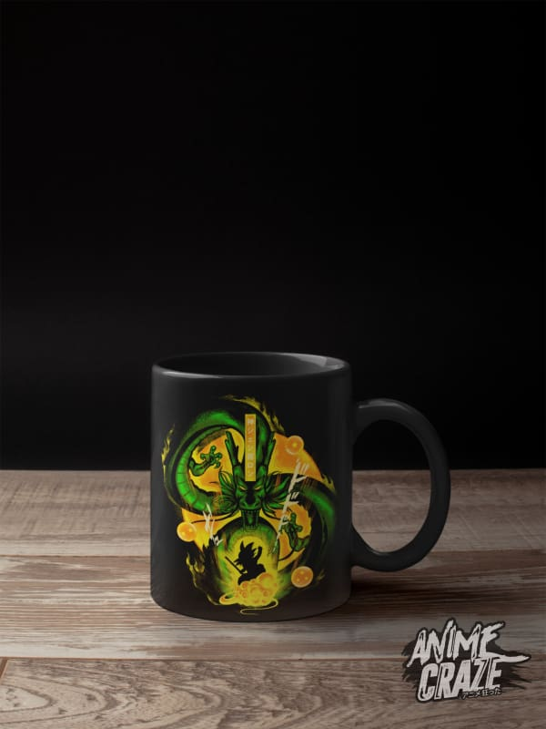 Shenron Mug(Exclusive) Dragon Ball