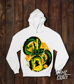 Shenron Pullover Hoodie(Exclusive) Dragon Ball