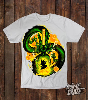 Shenron T-Shirt(Exclusive) Dragon Ball